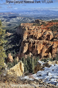 Autumn at Bryce Canyon
