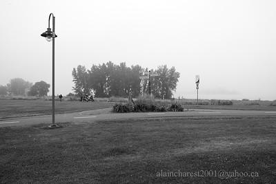 Promenade au Parc de la Commune